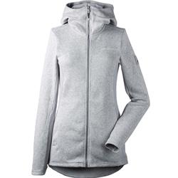 Didriksons Merra Womens Jacket 46 Aluminum