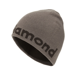 Black Diamond Brand Beanie All Granite/Smoke