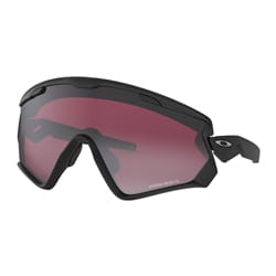 Oakley Wind Jacket 2.0 Matte Black w/ Prizm Snow Black