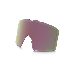 Oakley Line Miner Replacement Lens Inferno Prizm Hi Pink